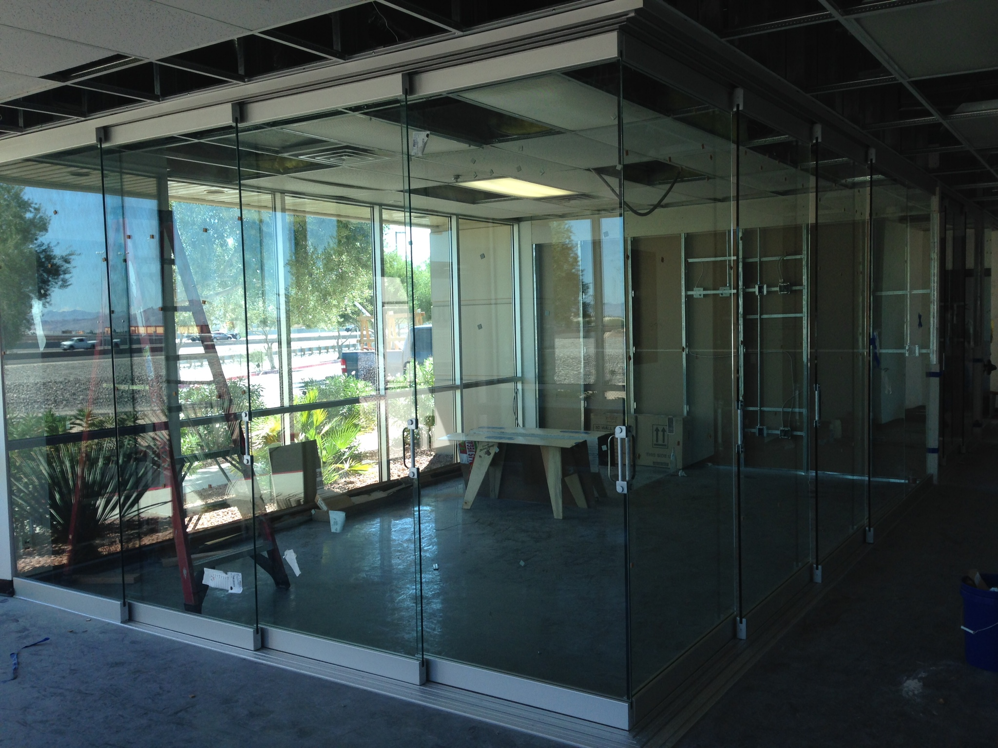 sliding-glass-wall